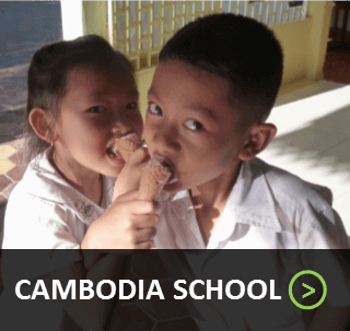Cambodia School - Button