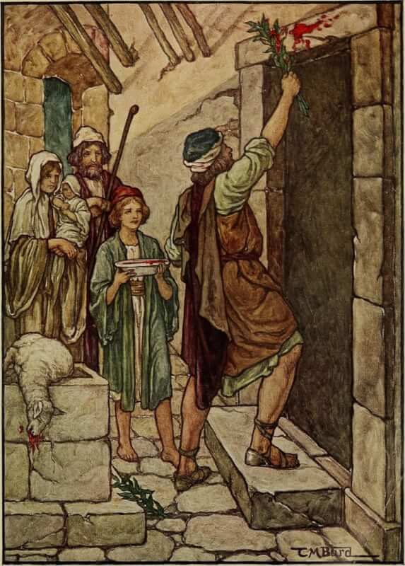Legacy And Death Of Moses: Triangular Forgiveness